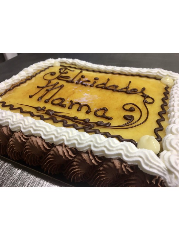 Alaska , Tarta especial día de la Madre