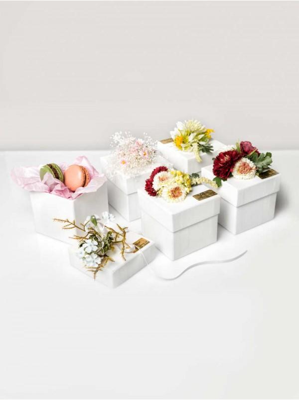 Cajas Bouquet San Valentín(Bodas, Bautizos, Comuniones)