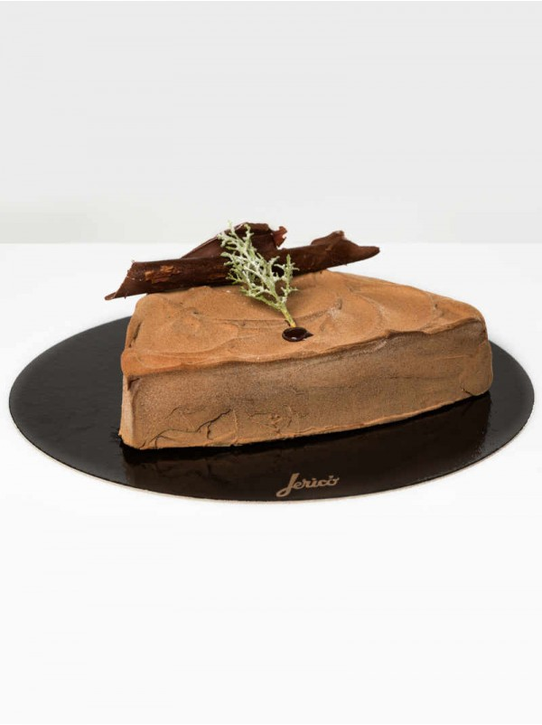 Espumoso de Chocolate